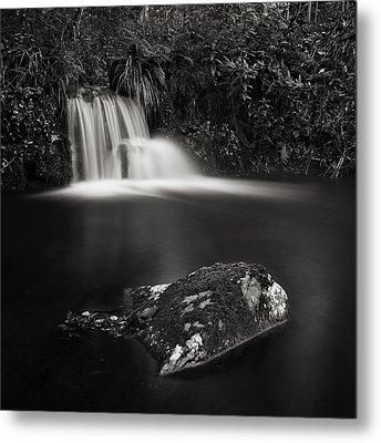 Metal Print featuring the photograph Standing Still #3 by Antonio Jorge Nunes