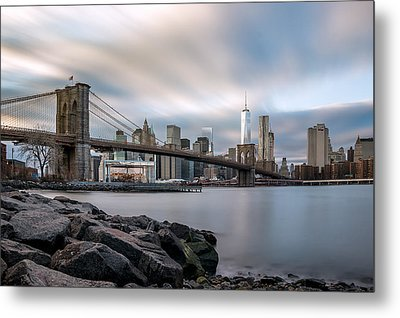 Standing Tall  Metal Print by Anthony Fields