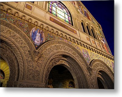 Stanford University Memorial Church Faith Metal Print by Scott McGuire