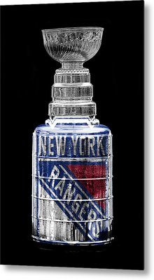 Stanley Cup 4 Metal Print by Andrew Fare