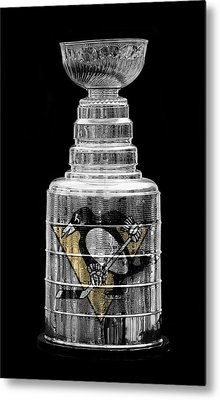 Stanley Cup 8 Metal Print by Andrew Fare