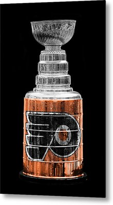 Stanley Cup 9 Metal Print by Andrew Fare