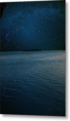 Star Island Metal Print by AR Annahita