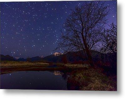 Star Light Star Bright Metal Print by James Wheeler