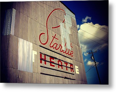 Starlite  Metal Print by Trish Mistric