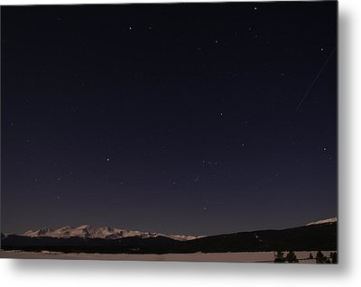 Stars Over Sawatch Metal Print by Jeremy Rhoades