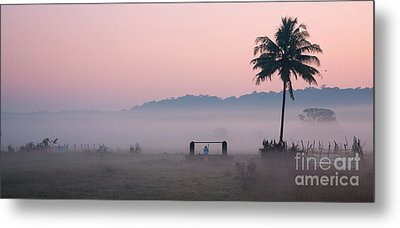 Start Metal Print by Dattaram Gawade