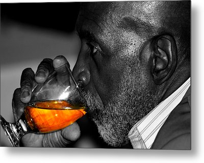 Stay Thirsty My Friend Metal Print by Jerome Lynch