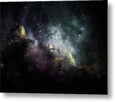 Metal Print featuring the photograph Stellar 2 by Cynthia Lassiter