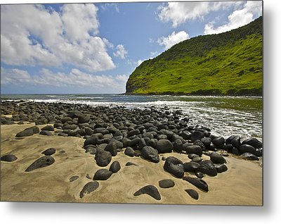 Stepping Stones Metal Print by Brian Governale