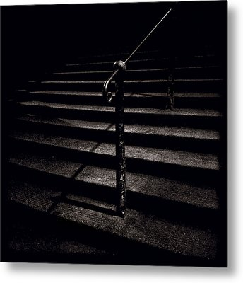 Steps To Advocate's Close Metal Print by Dave Bowman