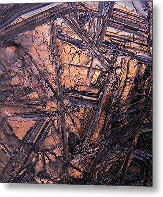 Sticks Together Metal Print by Sami Tiainen