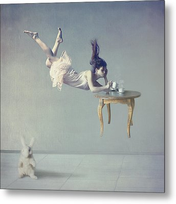 Still Dreaming Metal Print by Anka Zhuravleva