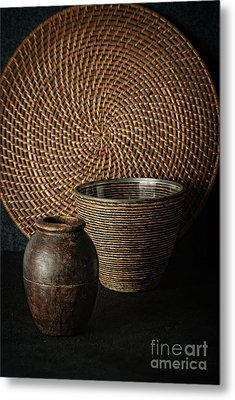 Still Life Metal Print by HD Connelly