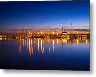 Still Reflections Metal Print by Brian Wright