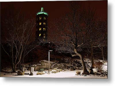 Stillness Metal Print by Gregory Israelson