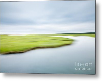 Stillness Metal Print by Susan Cole Kelly Impressions