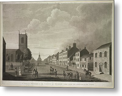 Stockton Metal Print by British Library
