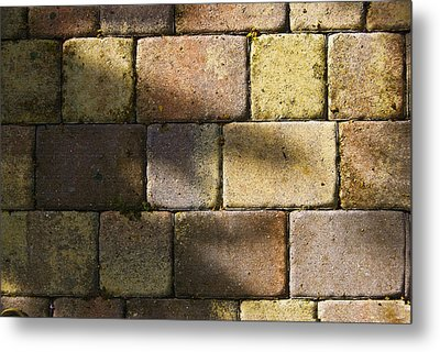 Stone And Light 04 Metal Print