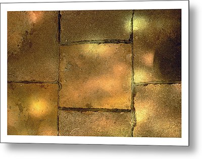 Stone And Light 08 Metal Print