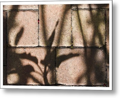 Stone And Light 10 Metal Print