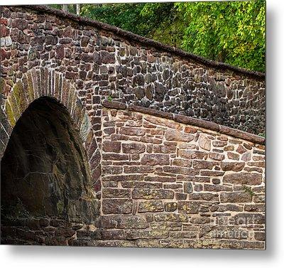 Stone Bridge Metal Print