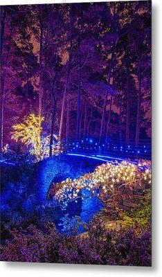 Stone Bridge - Full Height Metal Print