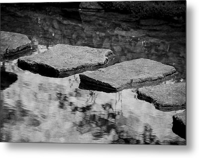 Stone Path I Metal Print by Maria Angelica Maira