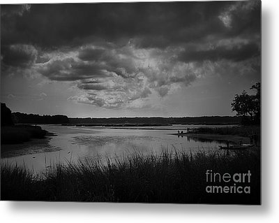 Metal Print featuring the photograph Stony Brook Bay by Paul Cammarata