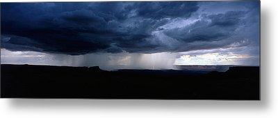 Storm, Canyonlands National Park, Utah Metal Print by Panoramic Images