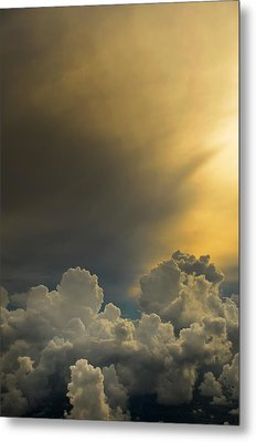 Storm Cloud Series No. 2 Metal Print