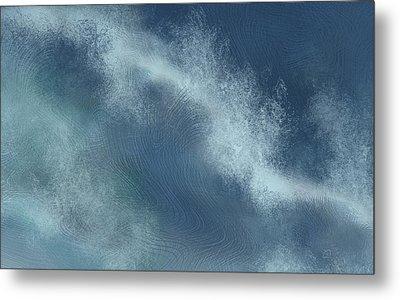 Storm Tide Metal Print