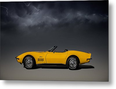 Stormy Weather Metal Print by Douglas Pittman