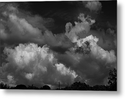 Stormy Weather Metal Print