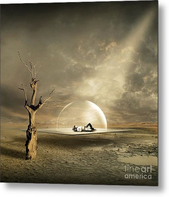 strange Dreams Metal Print