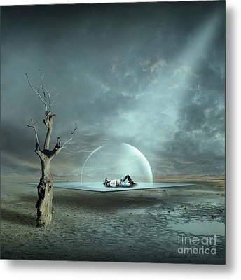 Strange Dreams II Metal Print
