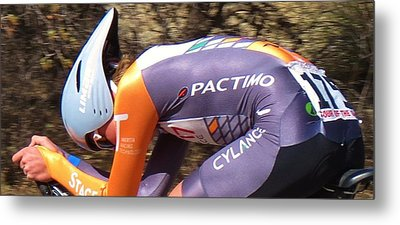 Streamlined For Speed Metal Print by Feva  Fotos