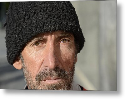 Street People - A Touch Of Humanity 24 Metal Print