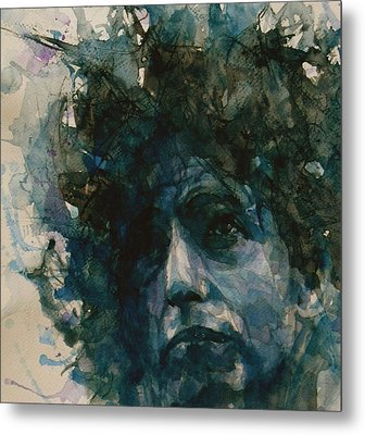Subterranean Homesick Blues  Metal Print by Paul Lovering