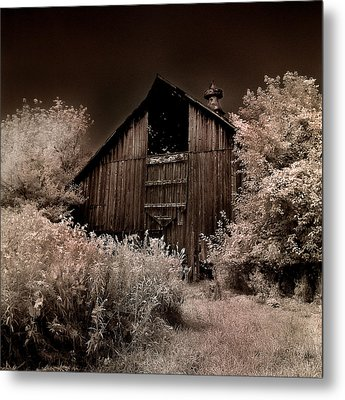 Sugar Bottom Barn #1 Metal Print