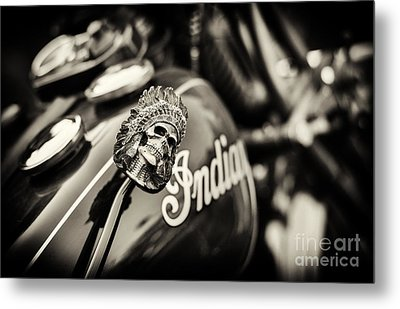 Suicide Shifter  Metal Print by Tim Gainey