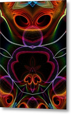Metal Print featuring the digital art Suile Ciallmhar by Owlspook