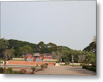 Sukhothai Historical Park - Sukhothai Thailand - 011370 Metal Print