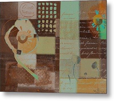 Summer 2014 - J088097112-brown01 Metal Print by Variance Collections