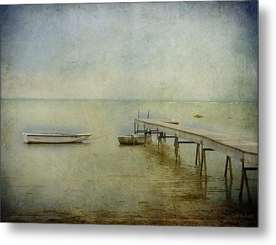 Summer Dawn Metal Print by Susan Kimball