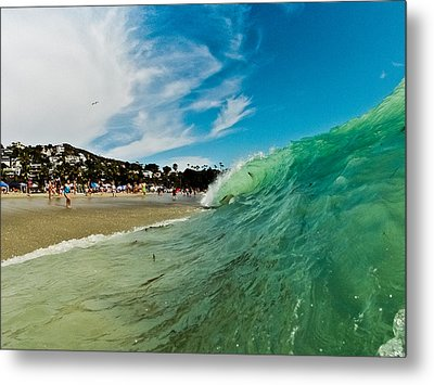 Summer Days  Metal Print by Andrew Raby