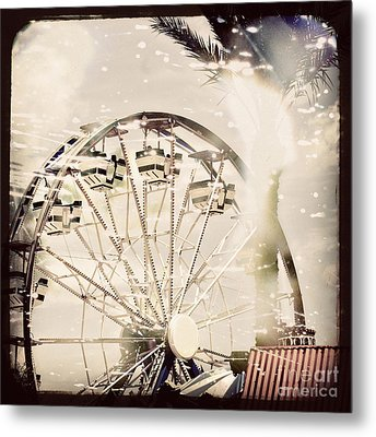 Metal Print featuring the photograph Summer Fun by Trish Mistric