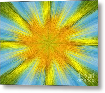 Summer Metal Print by Lorraine Heath