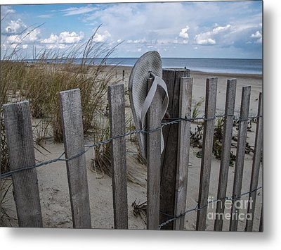Summer Lost Metal Print