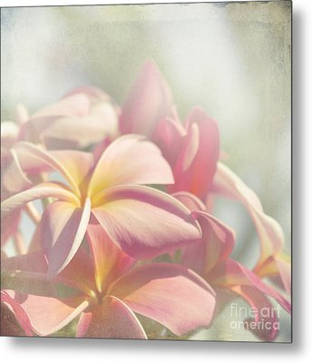 Summer Love Metal Print by Sharon Mau